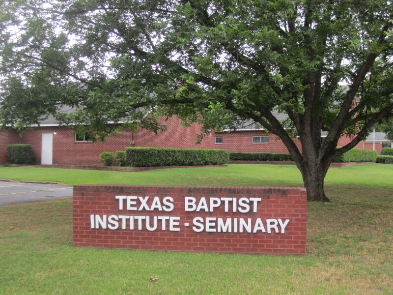 Texas Baptist Institute And Seminary In Henderson Img