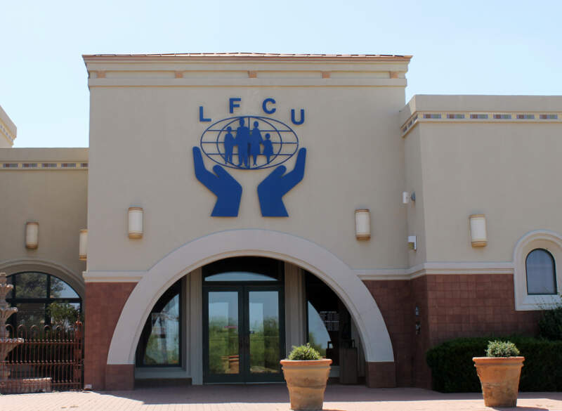 Laredo Federal Credit Unon On Mcpherson Rd