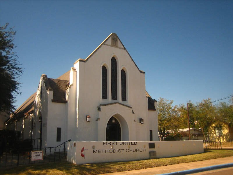 First United Methodist Church Of Laredoc Tx Revised Photo Img