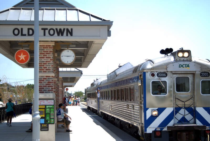 Lewisville Old Town Dcta