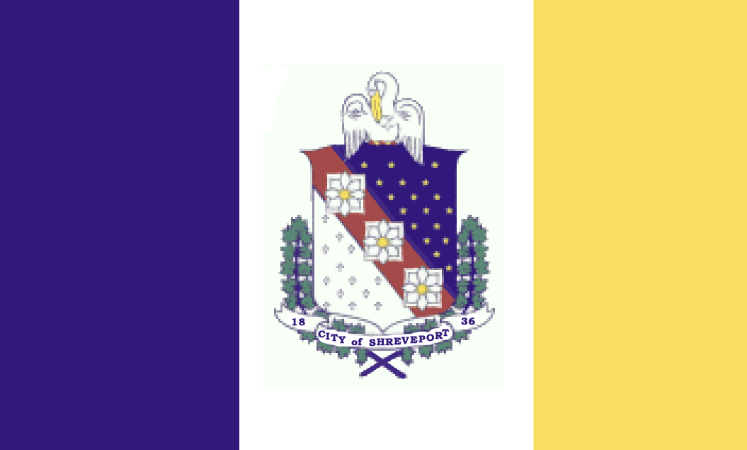 Shreveport City Flag