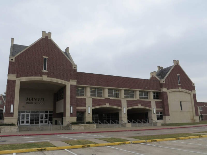 Manvel High School