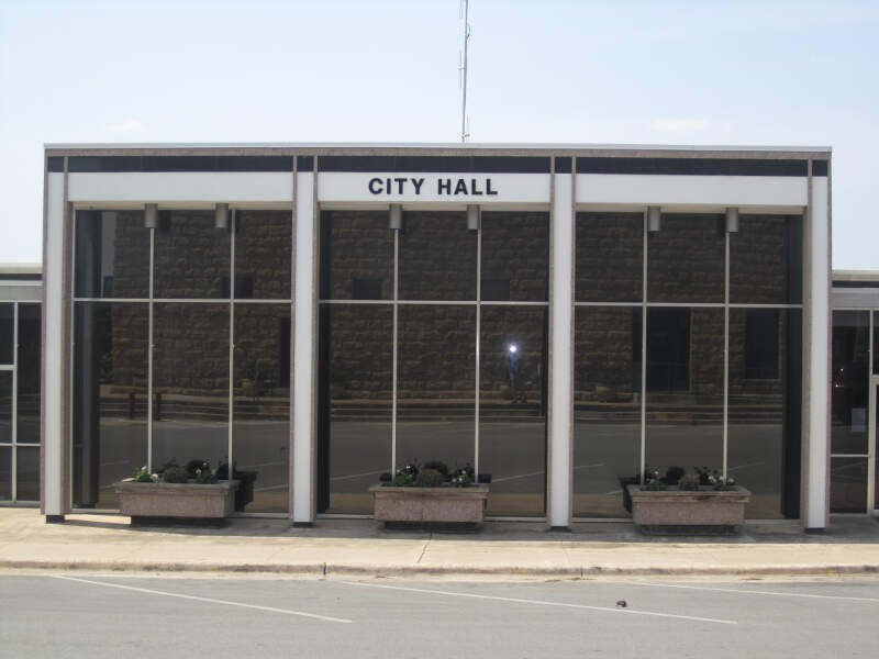 City Hall In Marble Fallsc Tx Img