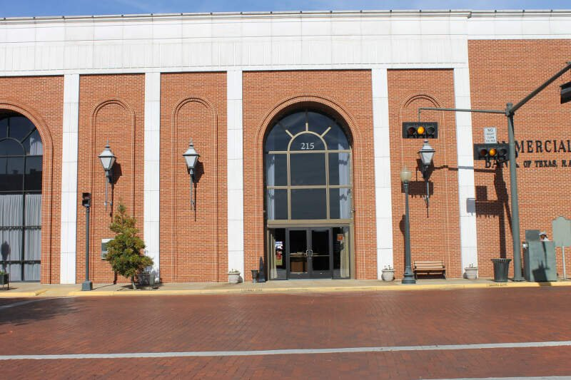 Commercial Bank Of Texas In Nacogdoches Img