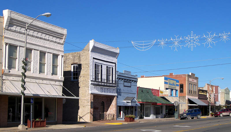 Navasota Commercial Historic District