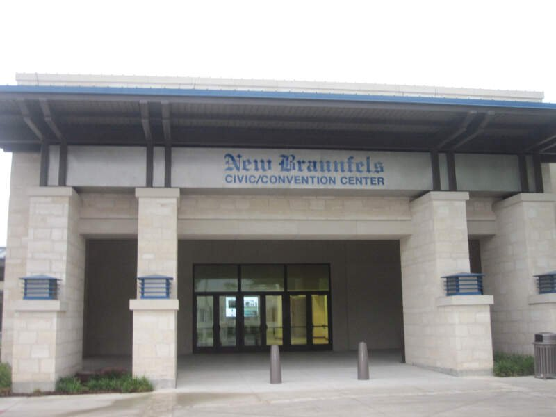New Braunfels Civic And Convention Center Img