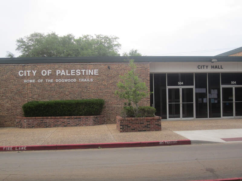Living In Palestine, TX