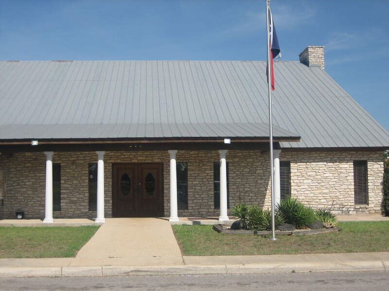Pearsall Tx Town Hall Img