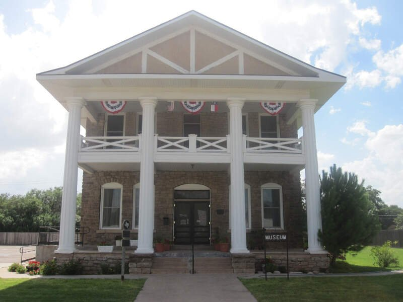 Revised Photo Of Garza County Historical Museum Img
