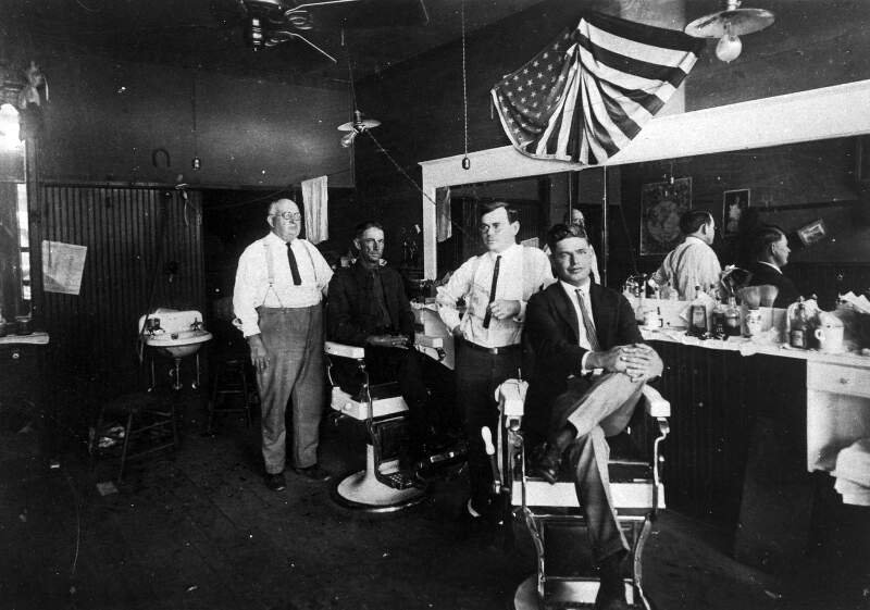 Texasrichardson Barbershop
