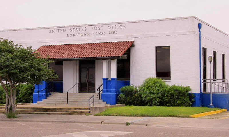 Robstown Tx Post Office