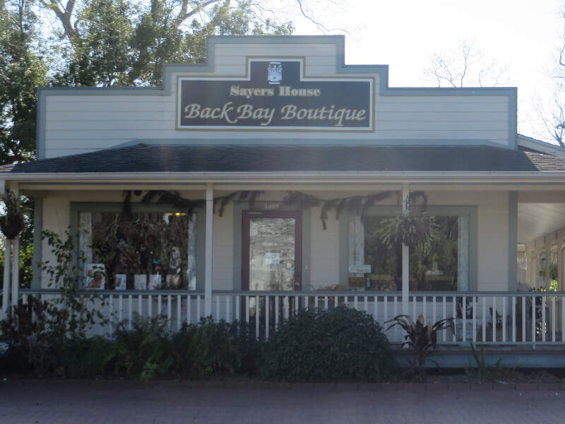 Back Bay Boutique In Seabrook Texas