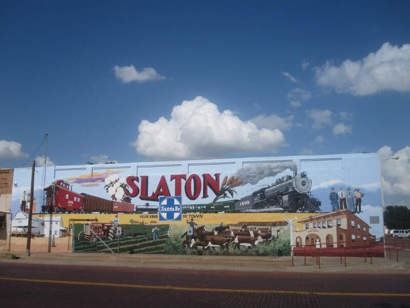 Living In Slaton, TX