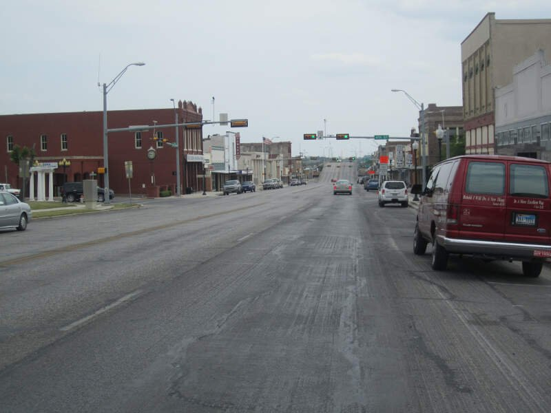 Downtown Taylor On Tx Hwy