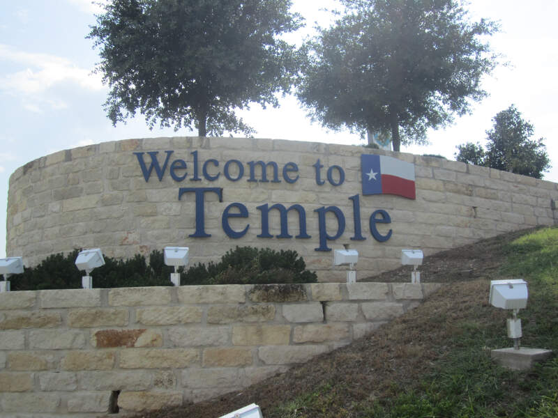 Templec Txc Welcome Sign Img
