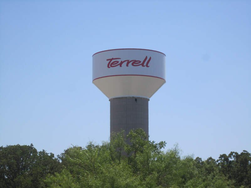 Terrellc Tx Water Tower Img