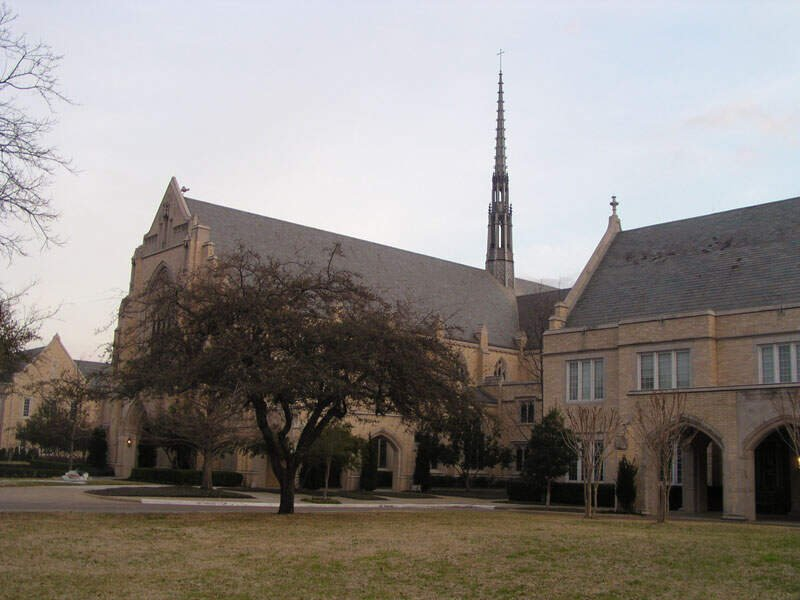 A Church In University Parkc Texas
