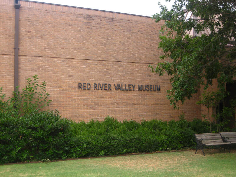 Red River Valley Museumc Vernonc Tx Picture