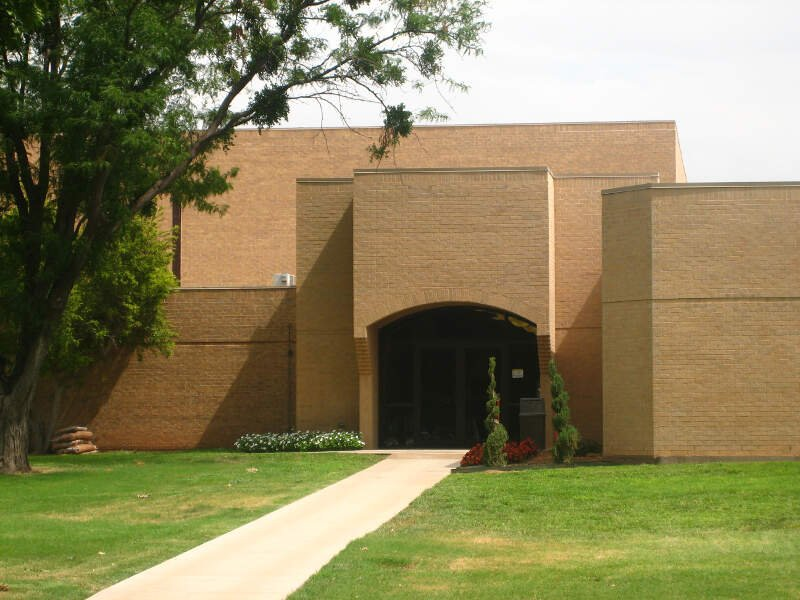 Vernon College Administration Building Img