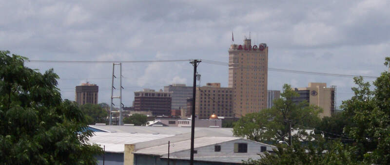 Downtown Waco From I Cropped
