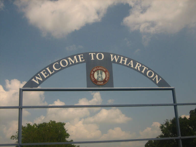 Living In Wharton, TX