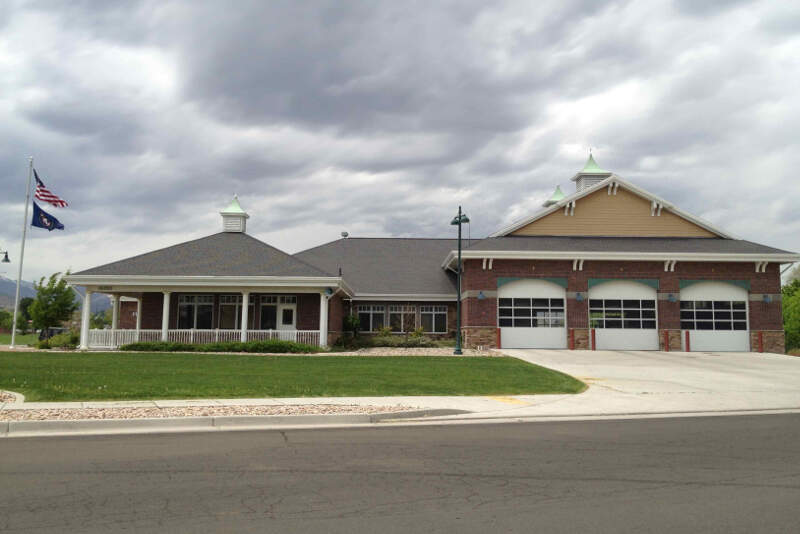 Bluffdale Fire Station