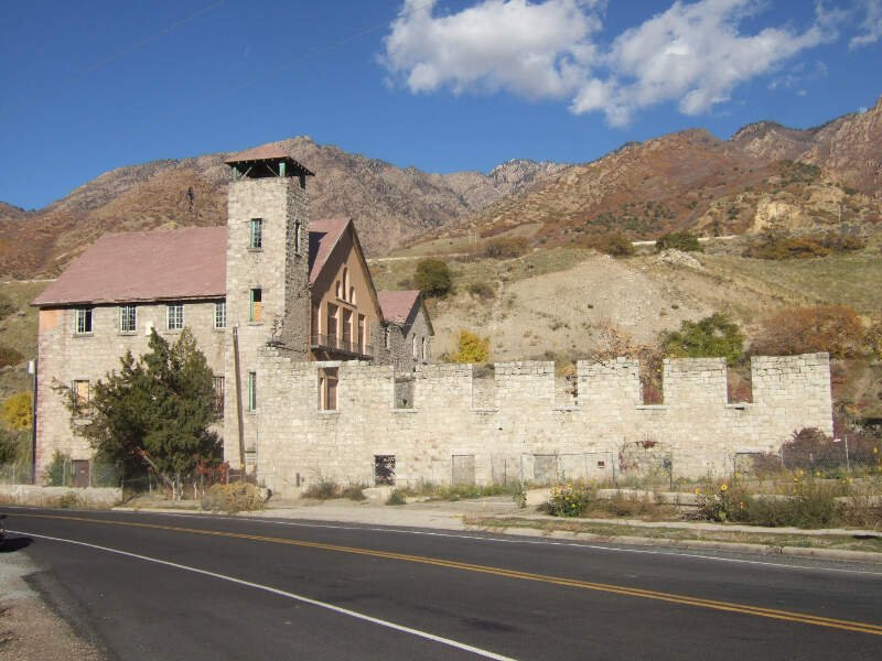 Cottonwood Paper Mill