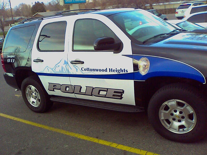 Cottonwood Heights Police