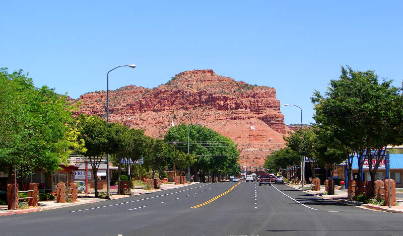 Living In Kanab, UT
