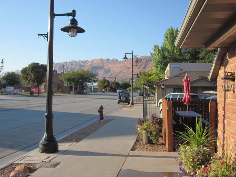 Living In Moab, UT