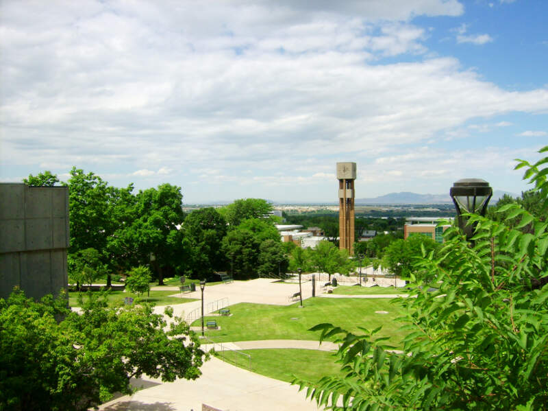 Weber State University Campus