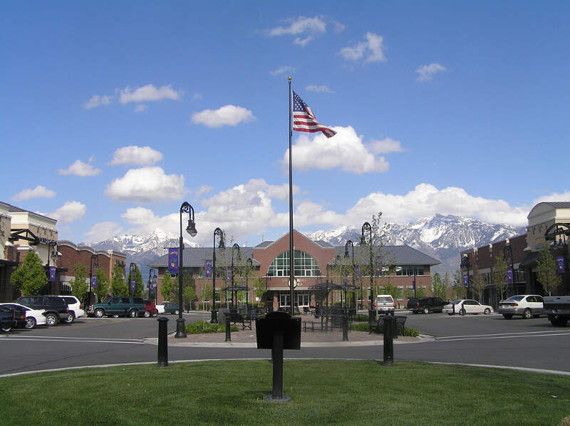 South Jordan  Towne Center