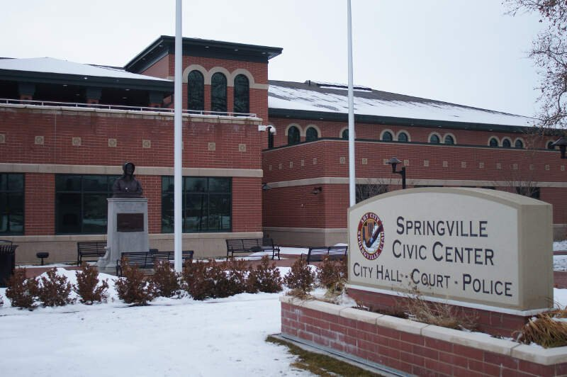 Springville Utah Civic Center