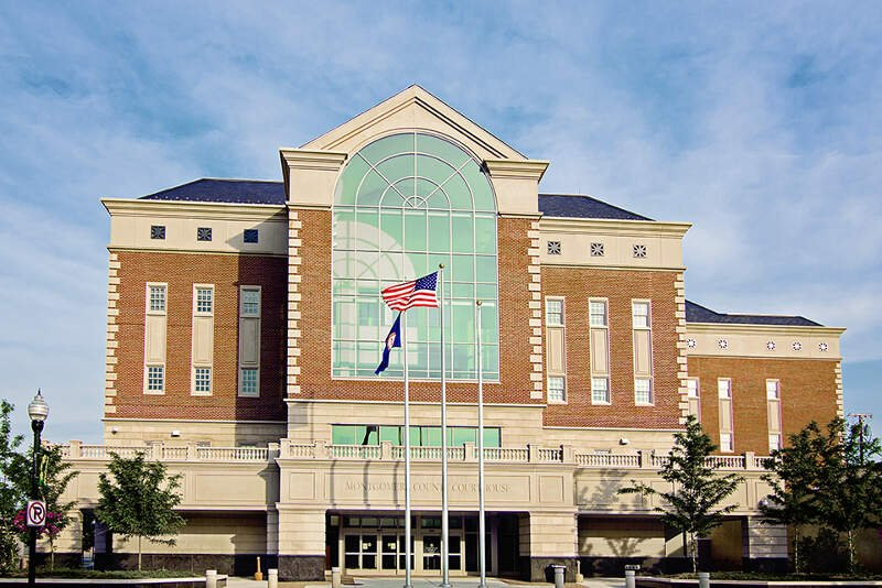 Montgomery County Virginia Courthouse