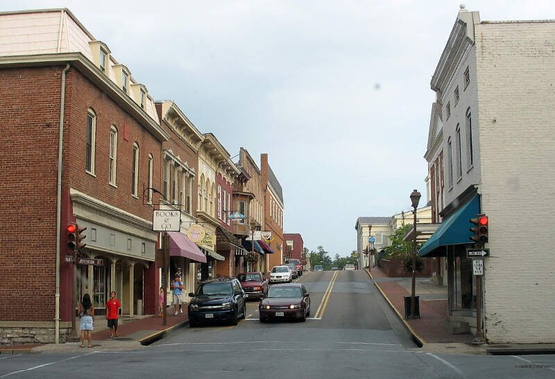 Lexingtonva Downtown