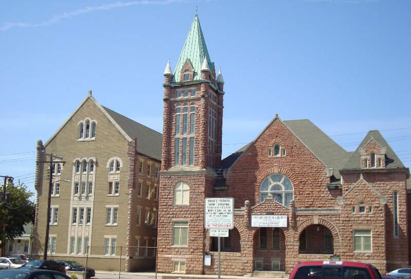 First Baptist Church Newport News