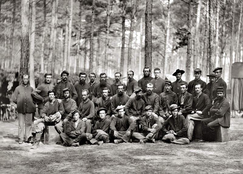 Essayons Dramatic Club   Siege Of Petersburg