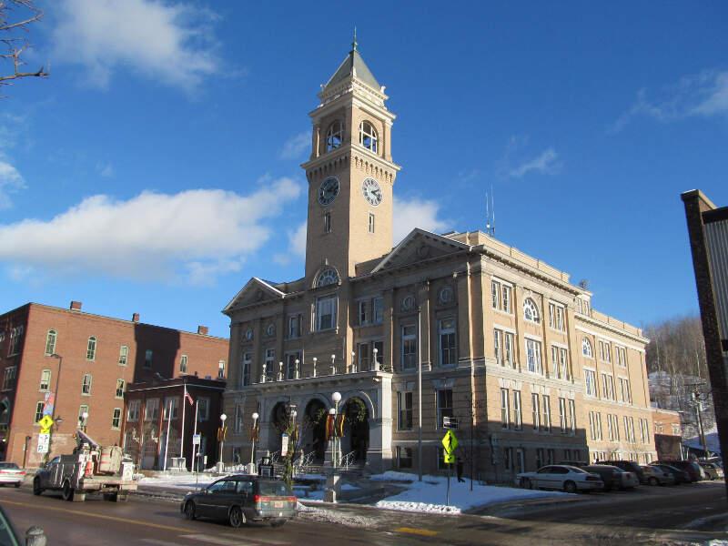 City Hallc Montpelier Vt