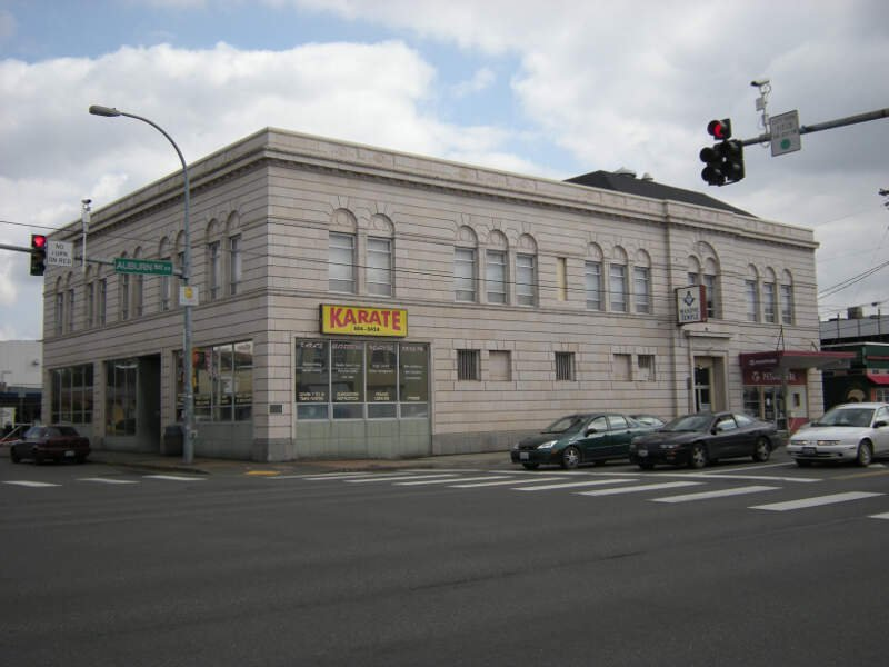 Auburnc Wa   Masonic Temple