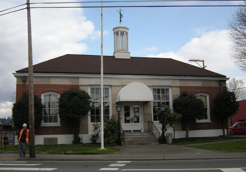 Auburnc Wa   Former Post Office A