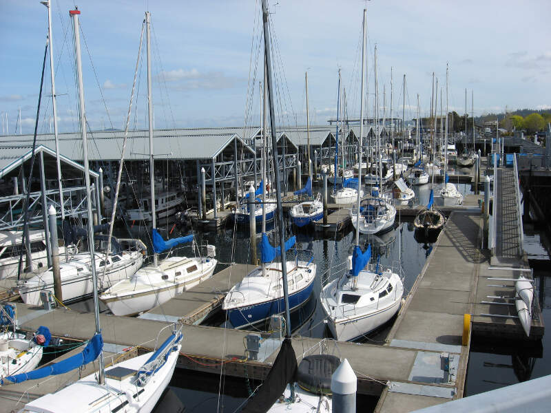 Edmonds Marina