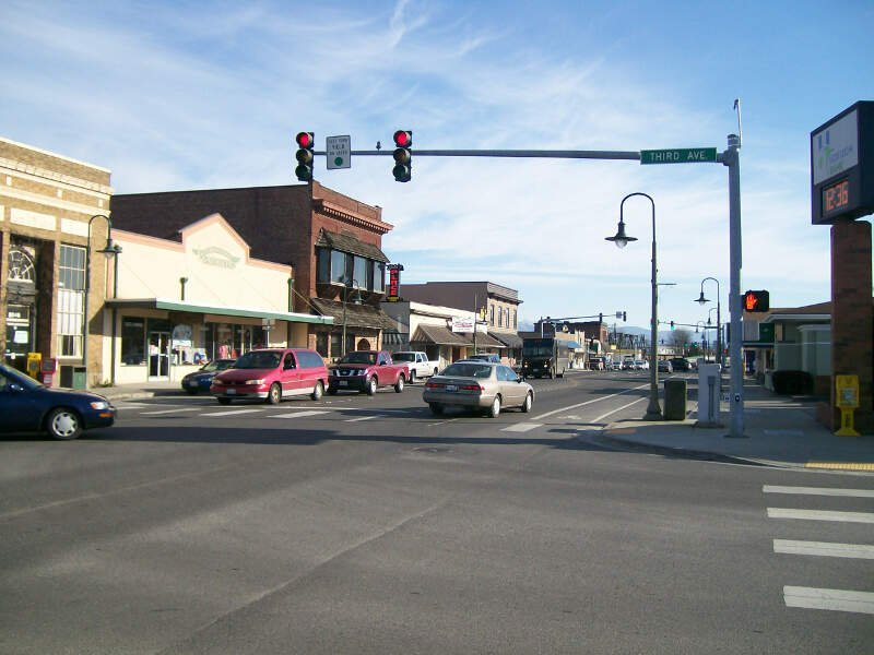 Ferndale, Washington