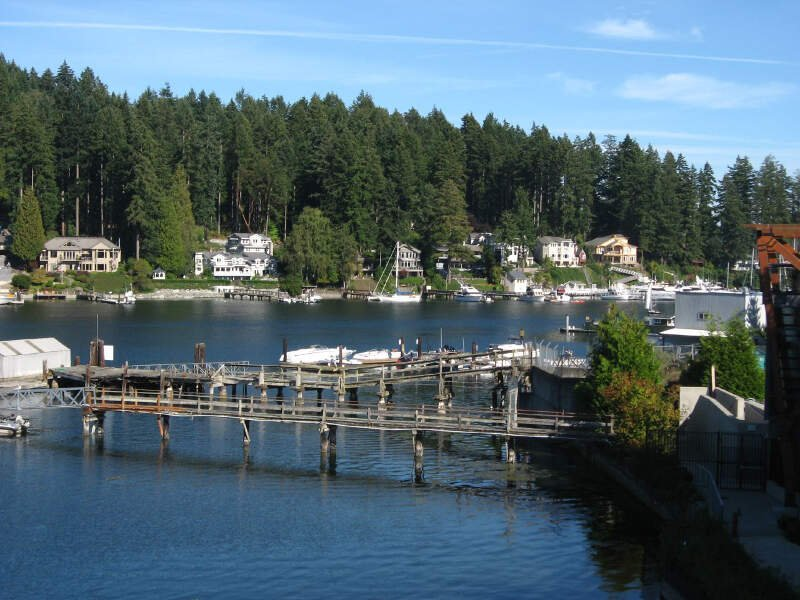 Living In Gig Harbor, WA