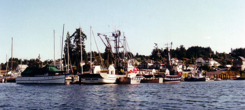 Boats In Gig Harbor