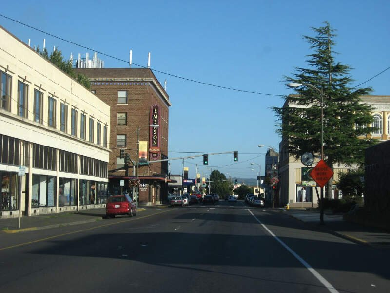 Living In Hoquiam, WA