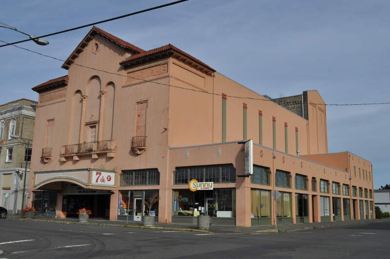 Hoquiam, Washington