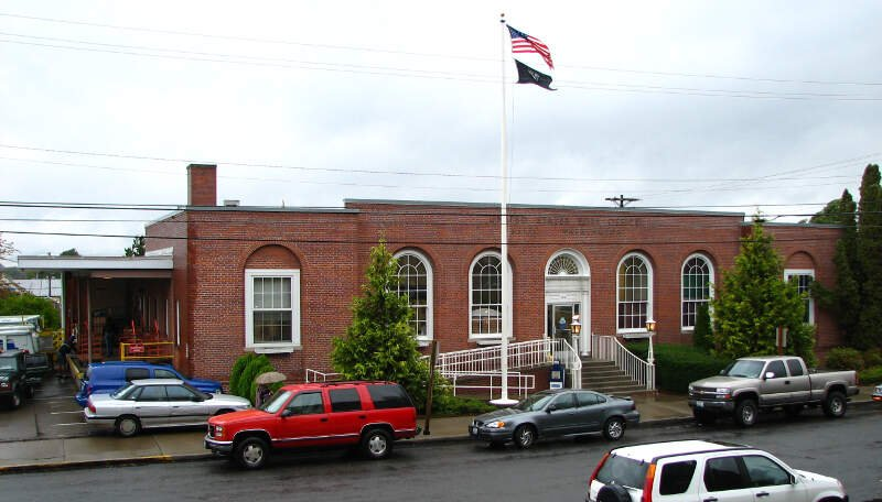 Main Post Office  Kelso Washington