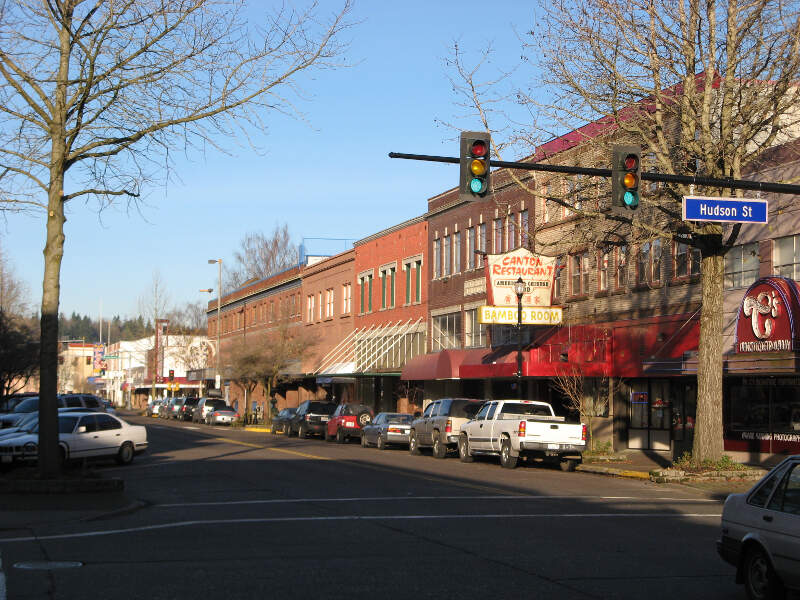 Longview, Washington