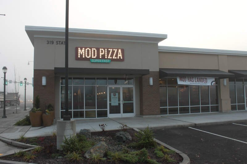 Mod Pizza In Marysvillec Washington