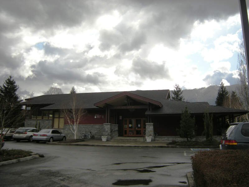 North Bendc Wa Public Library A
